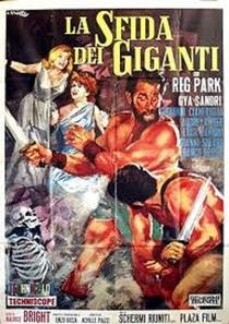 O Desafio dos Gigantes - Poster / Capa / Cartaz - Oficial 1