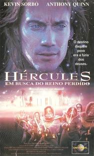 Hércules em Busca do Reino Perdido - Poster / Capa / Cartaz - Oficial 3