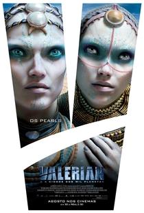 Valerian e a Cidade dos Mil Planetas - Poster / Capa / Cartaz - Oficial 11