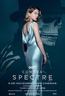 007 Contra Spectre - Poster / Capa / Cartaz - Oficial 14