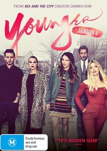 Younger (4ª Temporada) - Poster / Capa / Cartaz - Oficial 2