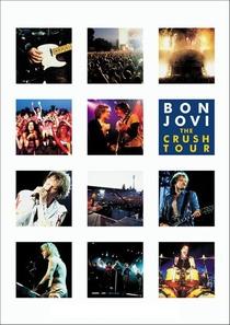 Bon Jovi - The Crush Tour - Poster / Capa / Cartaz - Oficial 1