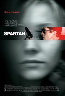 Spartan - Poster / Capa / Cartaz - Oficial 2