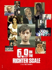 6.9 On The Richter Scale - Poster / Capa / Cartaz - Oficial 1