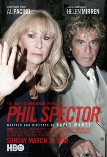 Phil Spector - Poster / Capa / Cartaz - Oficial 1