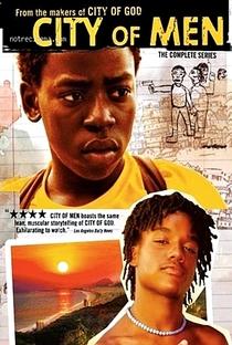 Cidade dos Homens (1ª Temporada) - Poster / Capa / Cartaz - Oficial 3