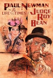 Roy Bean - O Homem da Lei! - Poster / Capa / Cartaz - Oficial 1