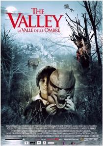 O vale da sombra - Poster / Capa / Cartaz - Oficial 1