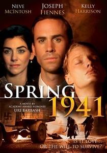 Primavera de 1941 - Poster / Capa / Cartaz - Oficial 3