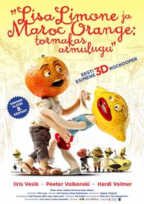 Lisa Limone e Maroc Orange: Uma Veloz História de Amor  - Poster / Capa / Cartaz - Oficial 1
