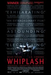 Whiplash: Em Busca da Perfeição - Poster / Capa / Cartaz - Oficial 1