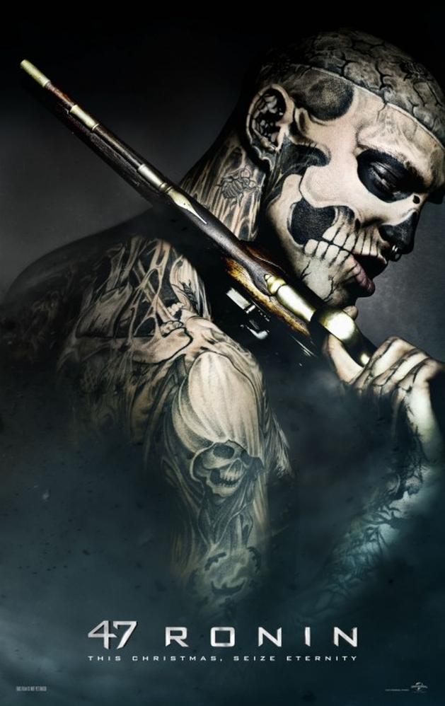 Keanu Reeves é um samurai renegado no trailer legendado de OS 47 RONINS | LOUCOSPORFILMES.net