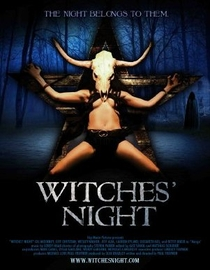 Witches' Night - Poster / Capa / Cartaz - Oficial 1