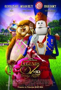 A Lenda de Oz - Poster / Capa / Cartaz - Oficial 3