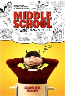 Escola: Os Piores Anos da Minha Vida - Poster / Capa / Cartaz - Oficial 6