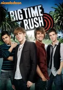 Big Time Rush - 1ª Temporada - Poster / Capa / Cartaz - Oficial 1