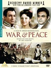 Guerra e Paz - Poster / Capa / Cartaz - Oficial 5