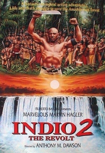 Indio 2 - A Revolta - Poster / Capa / Cartaz - Oficial 1