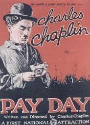 Dia de Pagamento - Poster / Capa / Cartaz - Oficial 1