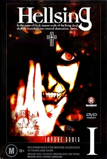 Hellsing - Poster / Capa / Cartaz - Oficial 19