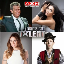 Asia's Got Talent (1° Temporada) - Poster / Capa / Cartaz - Oficial 1