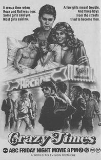 Época maluca - Poster / Capa / Cartaz - Oficial 1