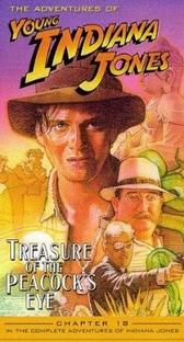 O Jovem Indiana Jones: Treasure of the Peacock's Eye - Poster / Capa / Cartaz - Oficial 1