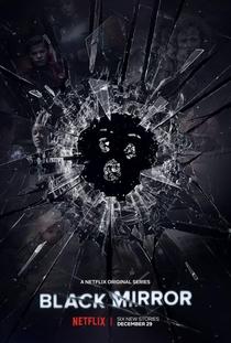 Black Mirror (4ª Temporada) - Poster / Capa / Cartaz - Oficial 1