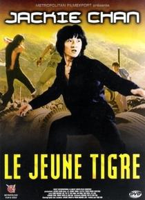 Vingança do Tigre - Poster / Capa / Cartaz - Oficial 2