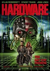 Hardware - O Destruidor do Futuro - Poster / Capa / Cartaz - Oficial 9