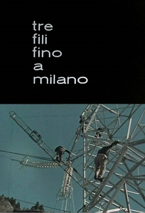 Tre fili fino a Milano - Poster / Capa / Cartaz - Oficial 1