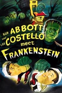 Abbott e Costello as Voltas com Fantasmas - Poster / Capa / Cartaz - Oficial 4