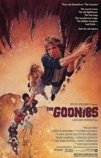 Os Goonies - Poster / Capa / Cartaz - Oficial 1