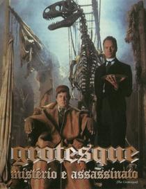 Grotesque - Mistério e Assassinato - Poster / Capa / Cartaz - Oficial 1