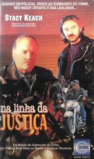 Na Linha da Justiça - Poster / Capa / Cartaz - Oficial 1