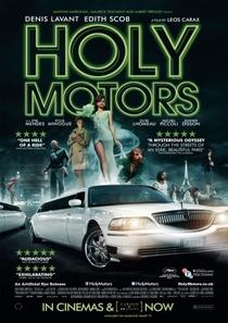 Holy Motors - Poster / Capa / Cartaz - Oficial 5