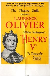 Henrique V - Poster / Capa / Cartaz - Oficial 6