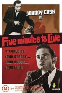 Five Minutes to Live - Poster / Capa / Cartaz - Oficial 1