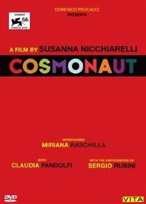 Cosmonauta - Poster / Capa / Cartaz - Oficial 2