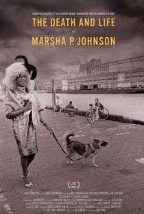 A Morte e Vida de Marsha P. Johnson - Poster / Capa / Cartaz - Oficial 3