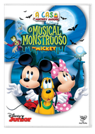 A Casa do Mickey Mouse - O Musical Monstruoso do Mickey (Mickey Mouse Clubhouse: Mickey's Monster Musical)