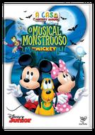 A Casa do Mickey Mouse - O Musical Monstruoso do Mickey (Mickey Mouse Clubhouse: Mickey's Monster Musical)