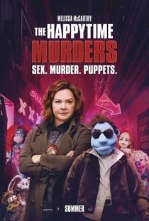 Crimes em Happytime - Poster / Capa / Cartaz - Oficial 1
