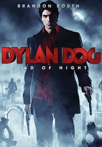 Dylan Dog e as Criaturas da Noite - Poster / Capa / Cartaz - Oficial 6