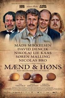 Homens e Galinhas - Poster / Capa / Cartaz - Oficial 1