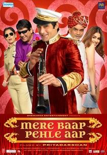 Mere Baap Pehle Aap - Poster / Capa / Cartaz - Oficial 1