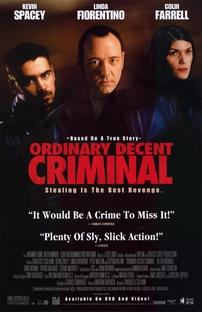 Um Criminoso Decente - Poster / Capa / Cartaz - Oficial 5