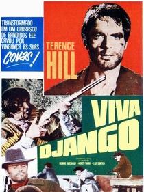 Viva Django! - Poster / Capa / Cartaz - Oficial 5