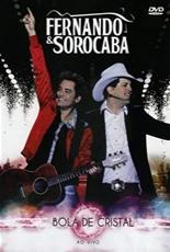 Fernando e Sorocaba: Bola de Cristal - Ao Vivo - Poster / Capa / Cartaz - Oficial 1