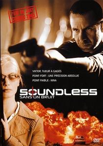 Soundless - Uma Mente Assassina - Poster / Capa / Cartaz - Oficial 3